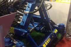 Erpice-interfilare/inter-row harrow