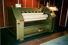 Macchina per conceria / Skins processing machine
