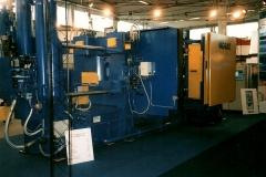 Macchina per estrusione a caldo alluminio / Aluminium pressure die casting machine