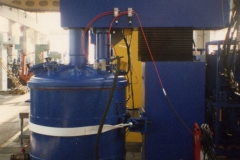 Miscelatore per industria chimica / Compounding machine