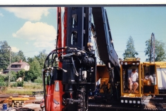Macchina per perforazione semovente /Self-propelled drilling machine