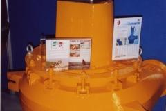 Pompa di dragaggio sommerso / Dredging pump