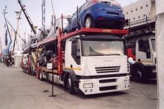 Bisarca per autotrasporto / Car transporters