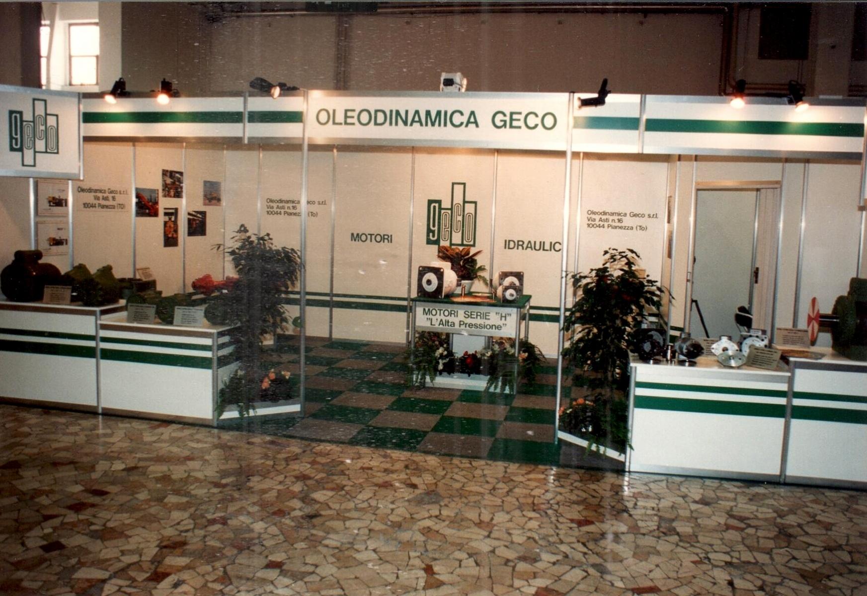 Foto 12 - Fiera internazionale Fluid Trans Compomac 1996