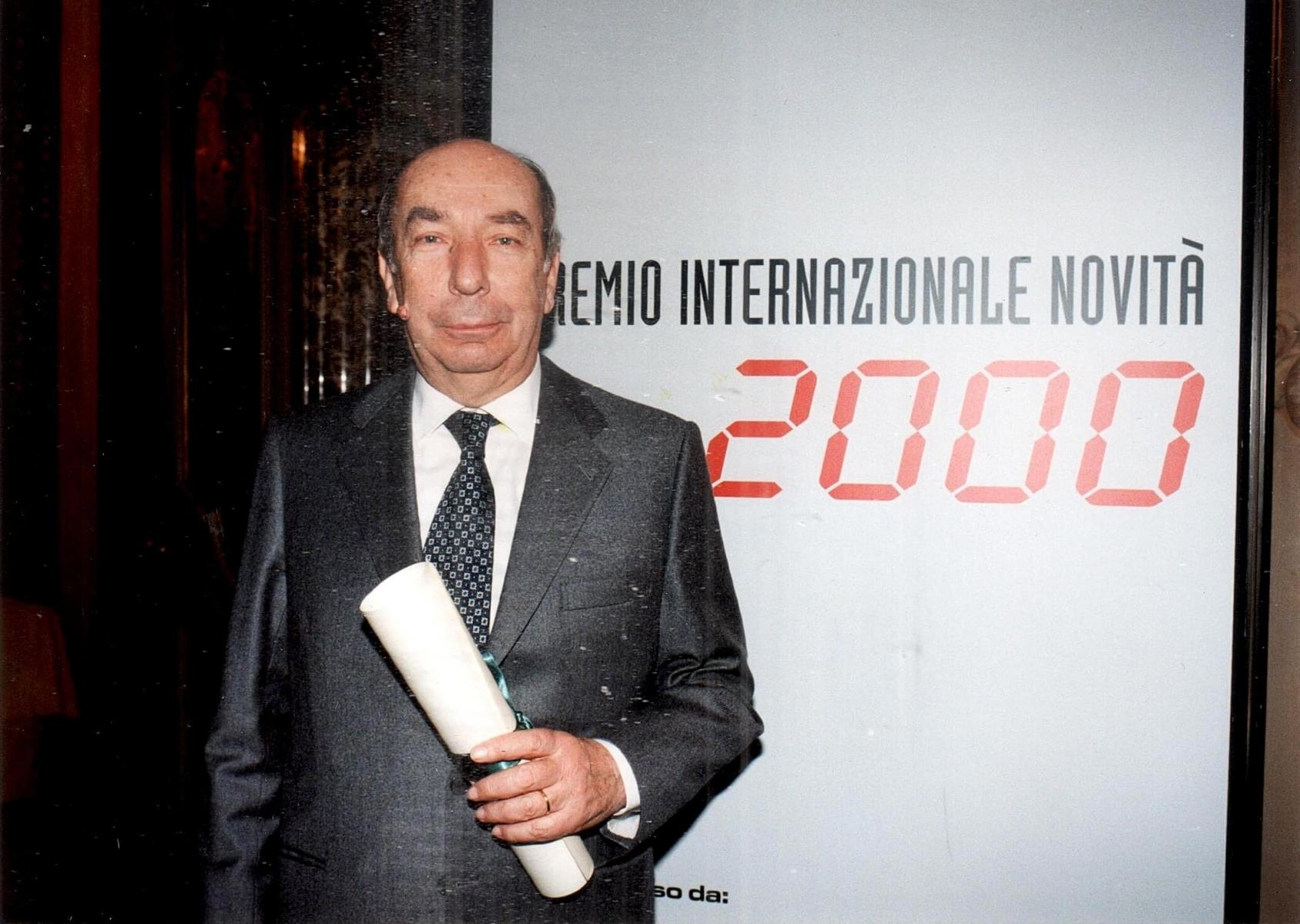 2 Oleodinamica Geco - Premio-novità-2000
